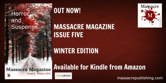 Massacre Magazine Issue 5